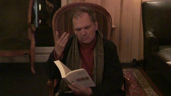 """Vidéo Jacques Rebotier nous lit un extrait de """"De l'Omme"""""""