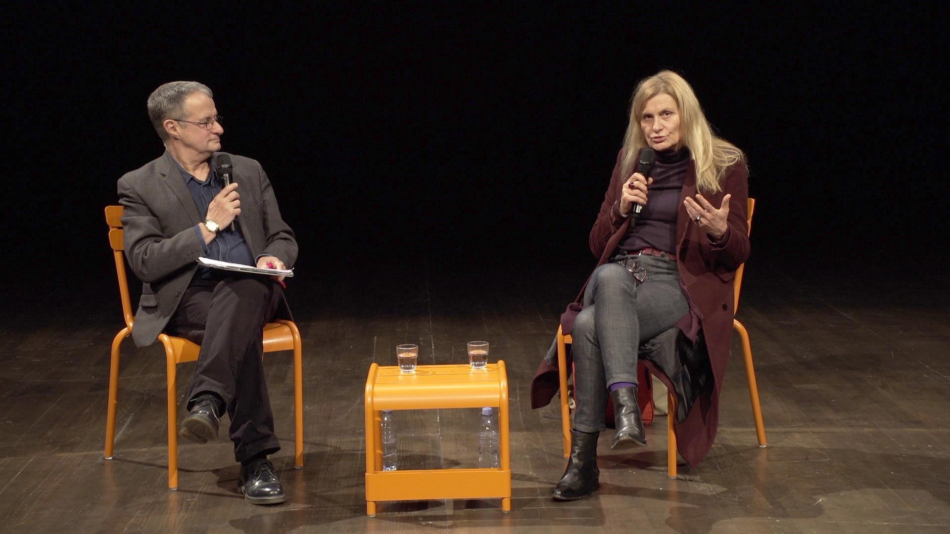 """Vidéo Rencontre avec Anne Théron pour """"Condor"""""""