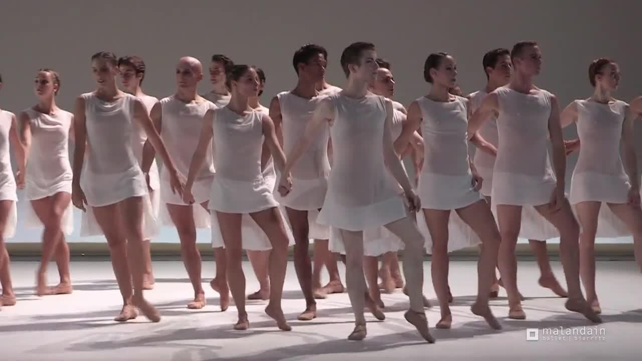 """Vidéo """"La Pastorale"""" de Thierry Malandain, teaser"""