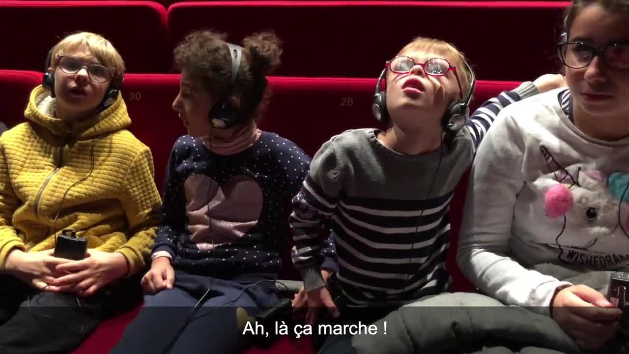 """Vidéo """"L'amour vainqueur"""" à La FabricA, accessible à tous !"""