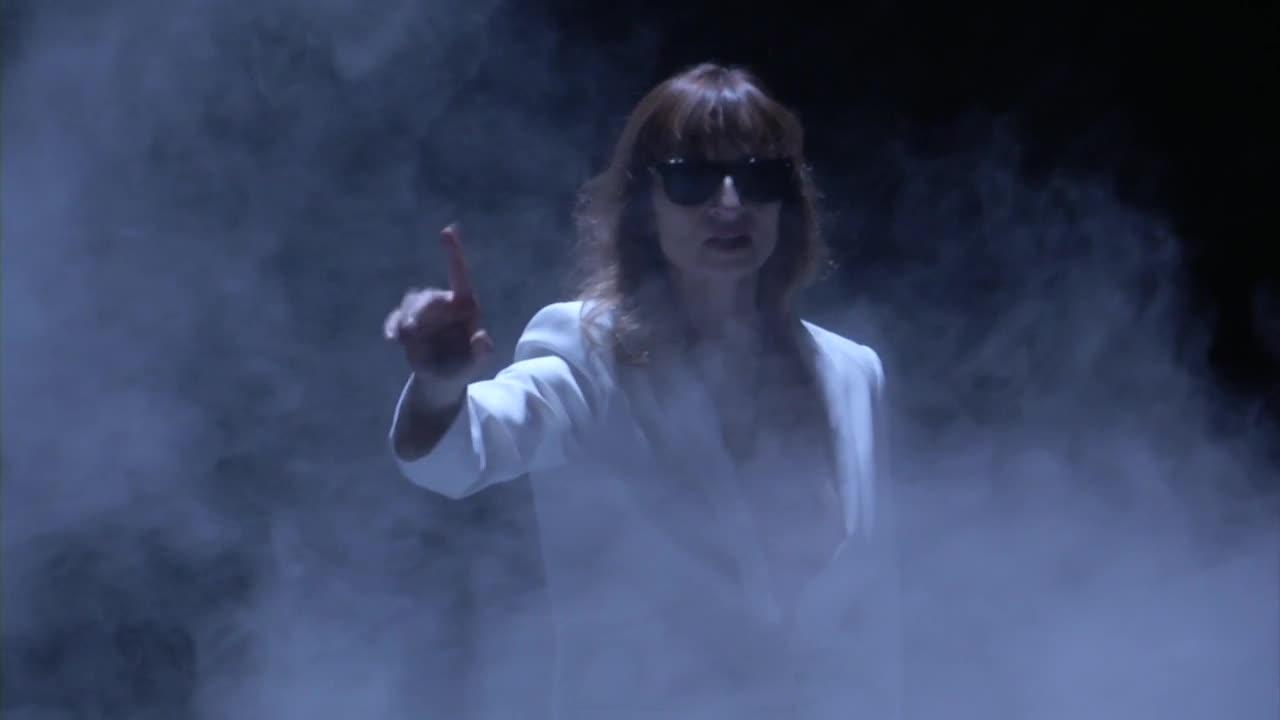 "Vidéo ""Angels in America"", Tony Kushner, Philippe Saire, extraits"