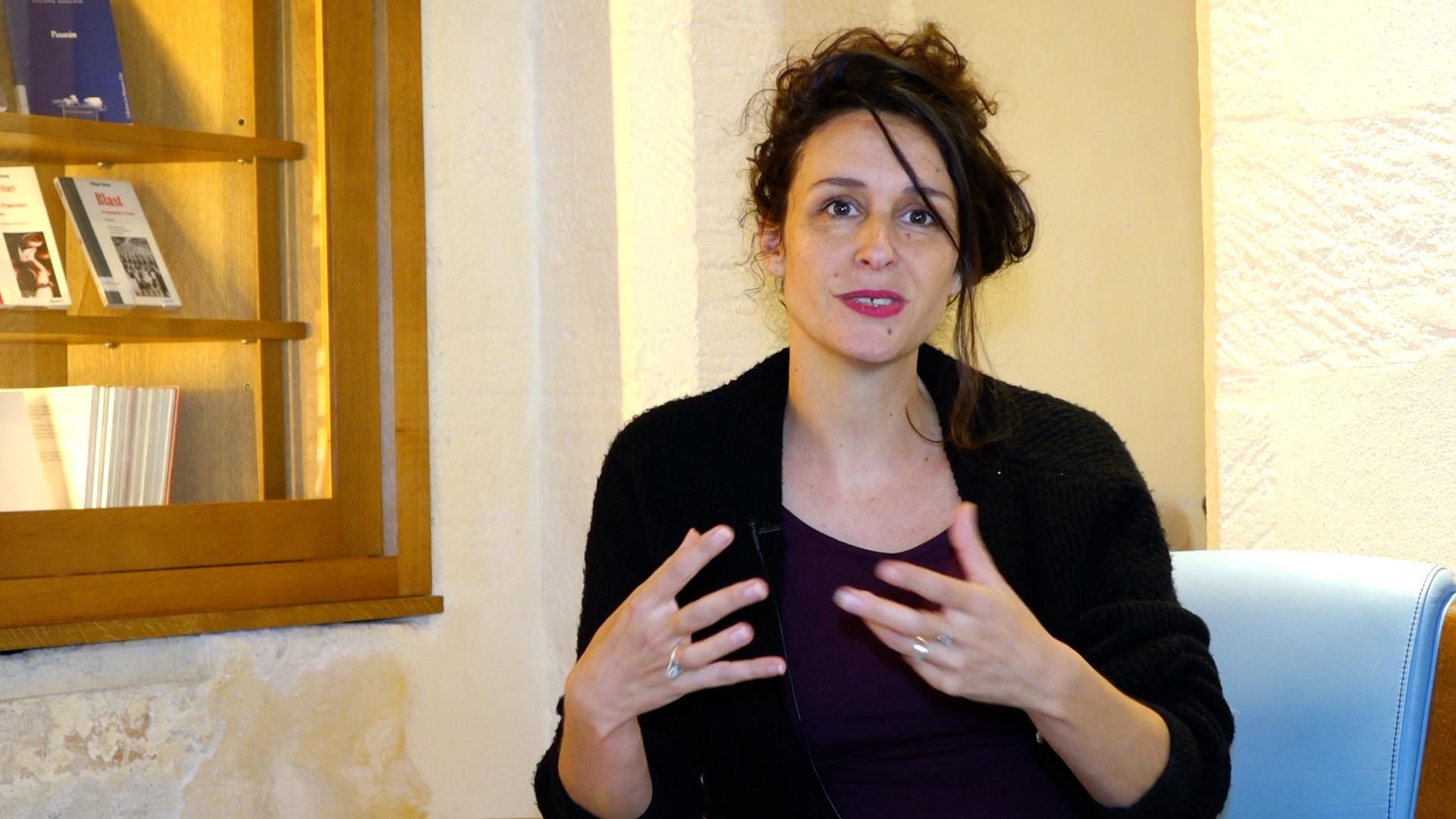 Elsa Granat / La découverte du théâtre