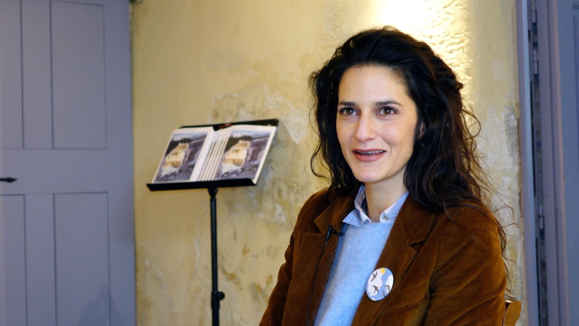 Roxane Kasperski / La découverte du théâtre