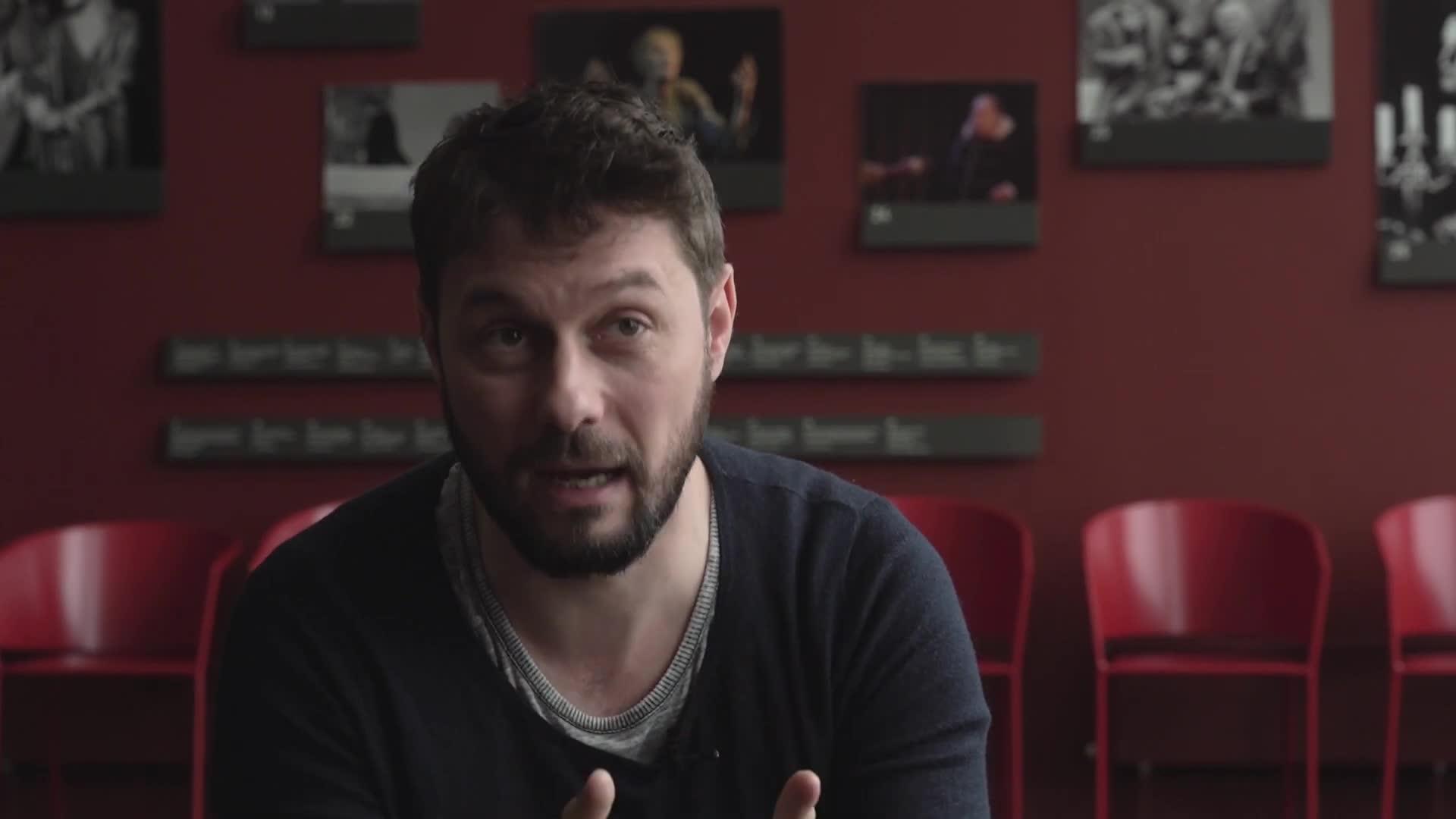"""Vidéo """"Dunsinane"""" de David Greig - Entretien avec Baptiste Guiton, metteur en scène"""