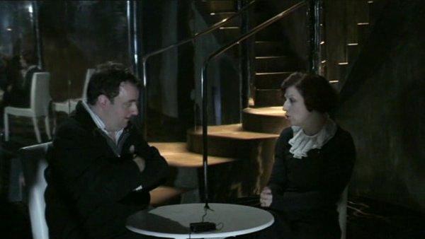 """Vidéo Entretien entre Agathe Alexis et Guillaume Dujardin autour de """"Loth et son Dieu"""""""