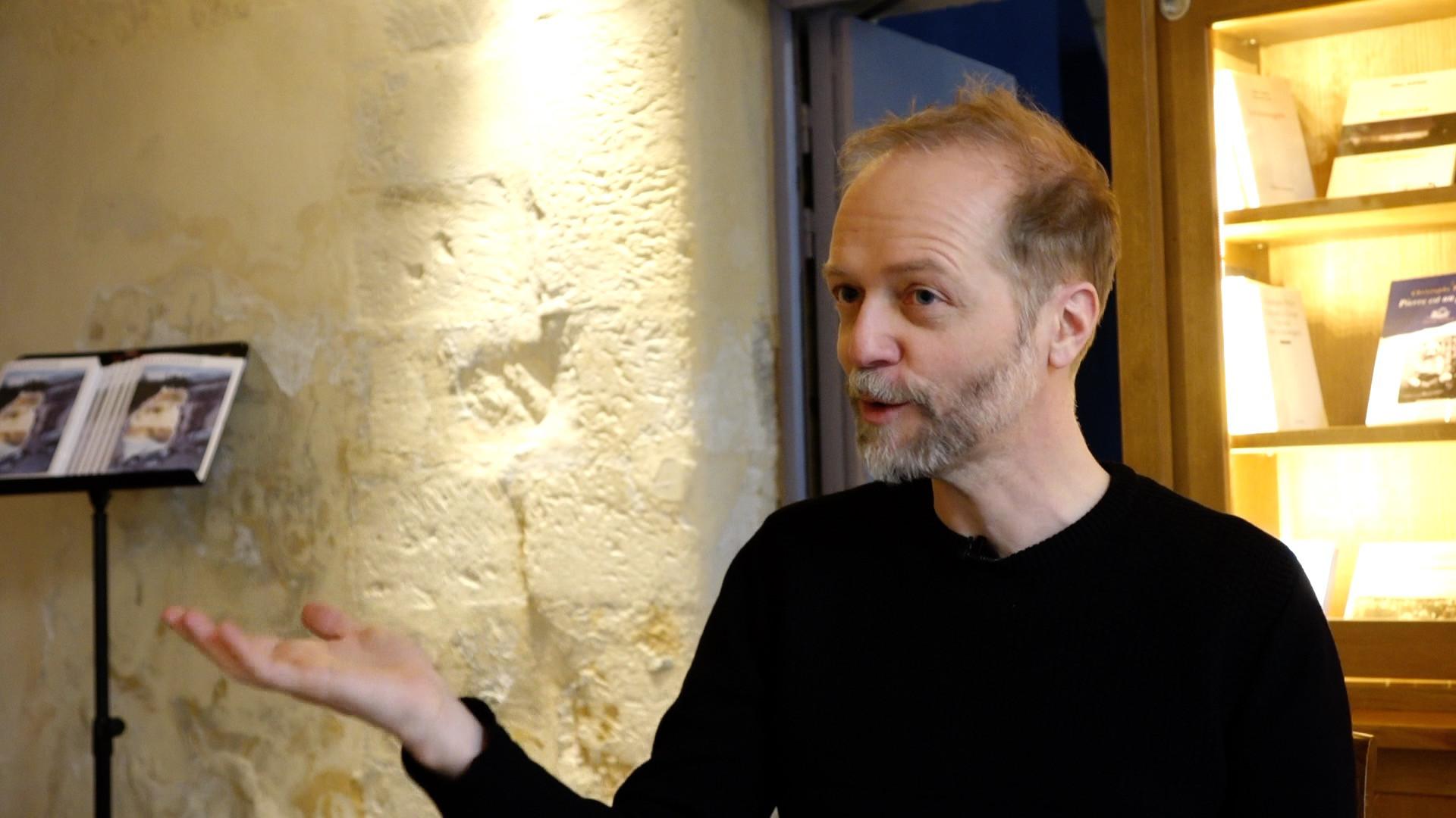 Guillaume Béguin / La découverte du théâtre
