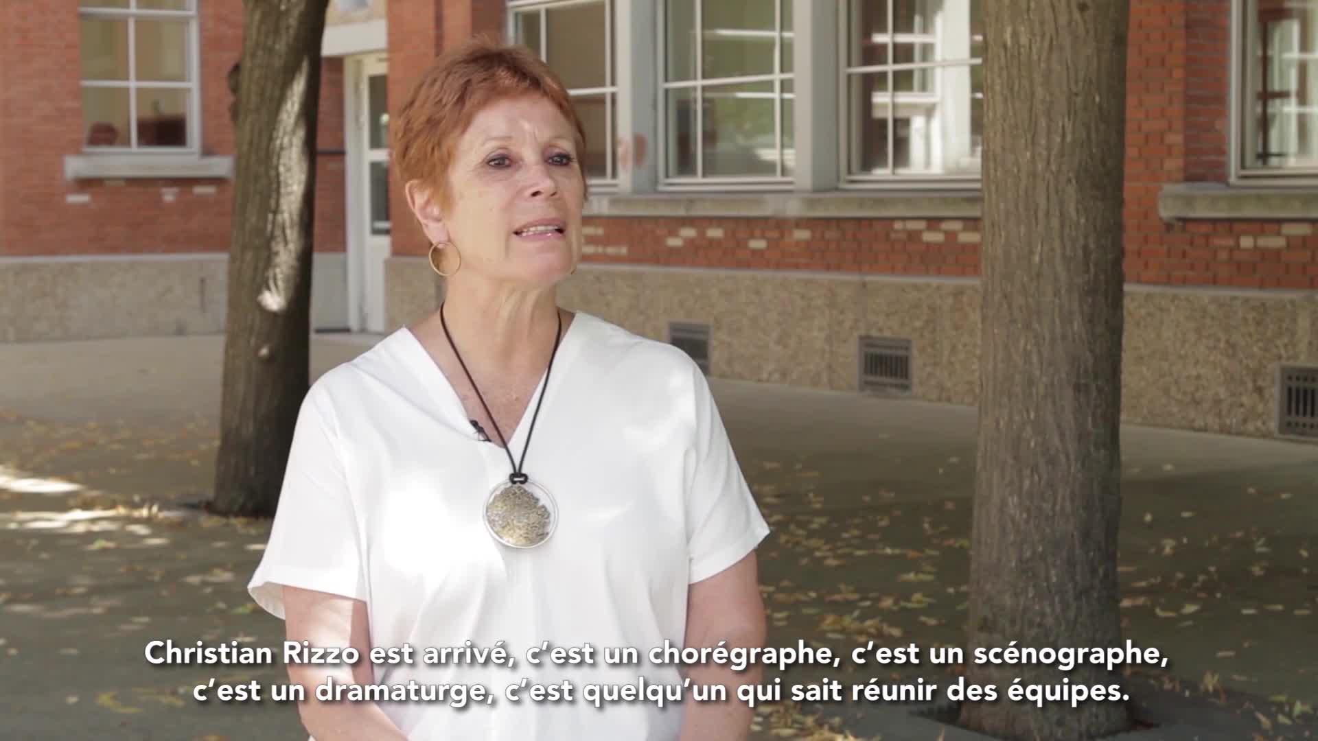 """Vidéo """"Magma"""" - Entretien avec Brigitte Lefèvre"""