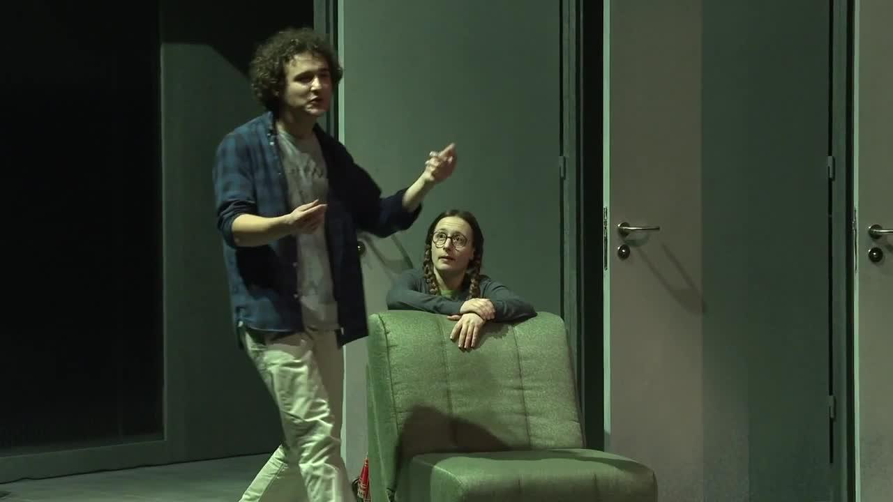 "Vidéo ""Normalito"", Pauline Sales, teaser"