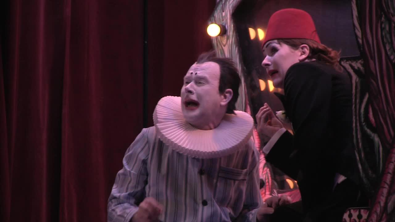 "Vidéo ""Richard III - Loyaulté me lie"", Shakeaspeare, Jean Lambert-wild, Gerald Garutti (captation intégrale)"