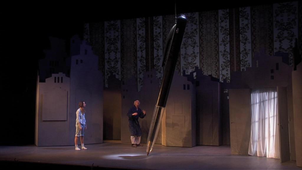 """Vidéo """"Théâtre sans animaux"""" de Jean-Michel Ribes (captation intégrale)"""