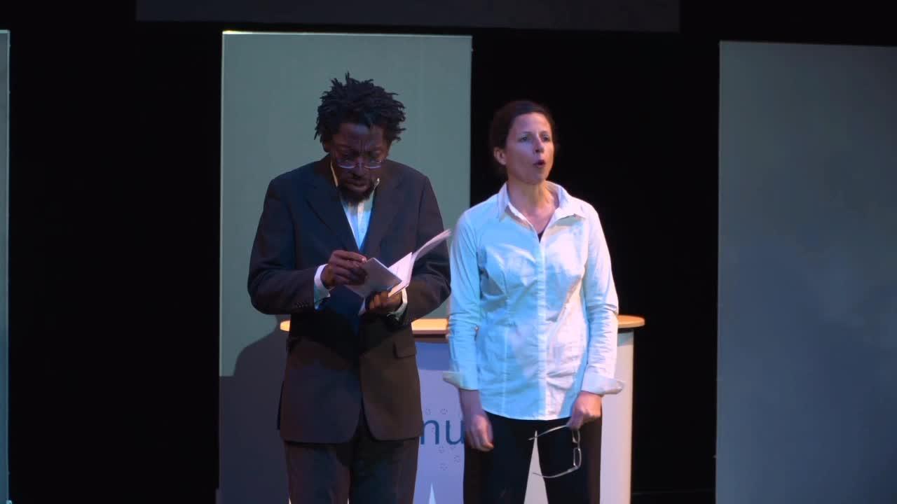 """Vidéo """"Bribes"""" - Frédérick Darcy - Le jeu d'acteur"""