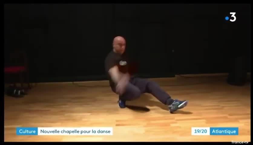 "Vidéo ""Chronic(s) 2"" - Hamid Ben Mahi/Michel Schweizer - Reportage France 3"
