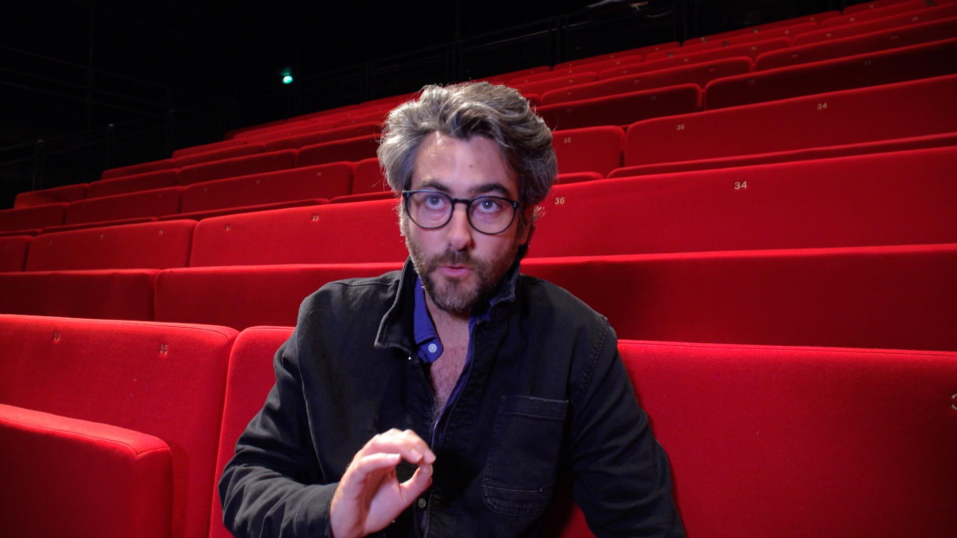 """Vidéo Entretien avec Jean Bellorini pour """"Le Jeu des ombres"""""""