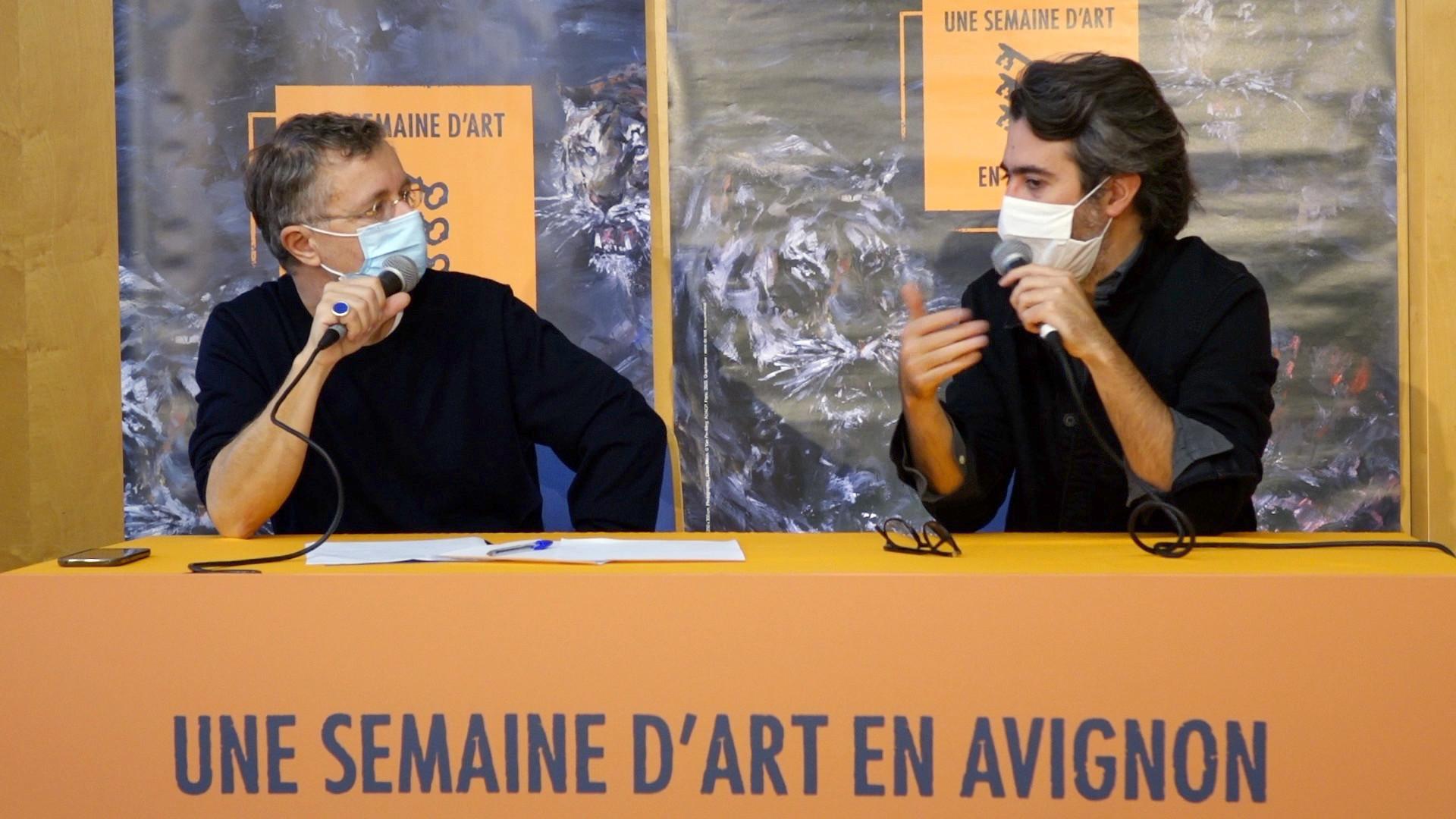 """Vidéo Jean Bellorini pour """"Le Jeu des ombres"""""""