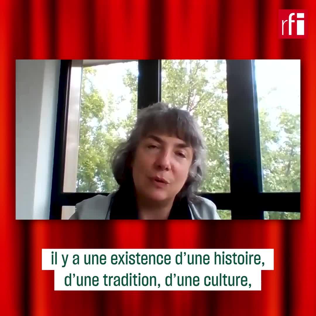 """Vidéo """"Traces"""" - Felwine Sarr/Etienne Minoungou - Présentation pour RFI"""