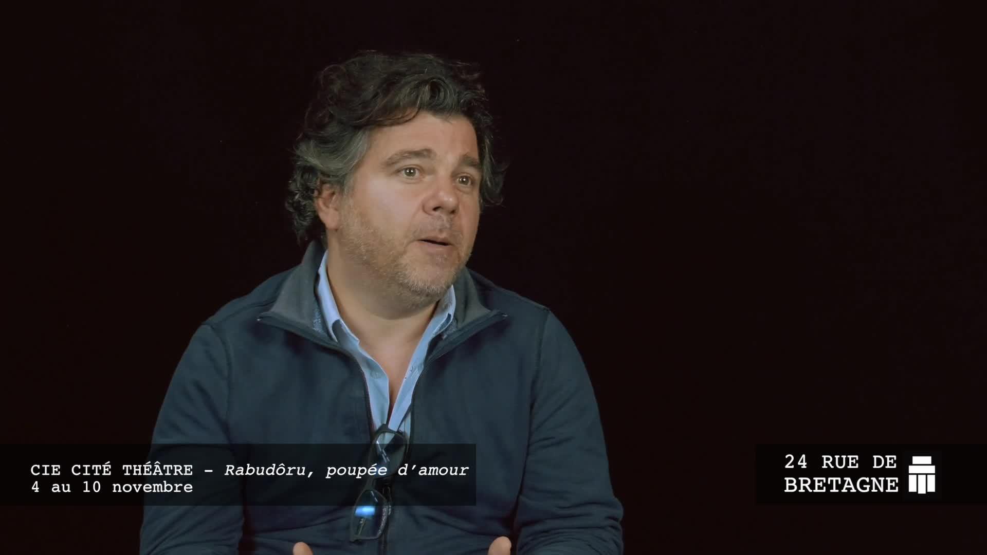 Vidéo Rabudôru, poupée d'amour - Entretien avec Olivier Lopez