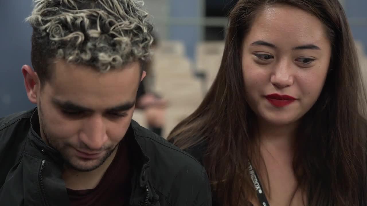 Vidéo Jeunes reporters culture - Sans issue