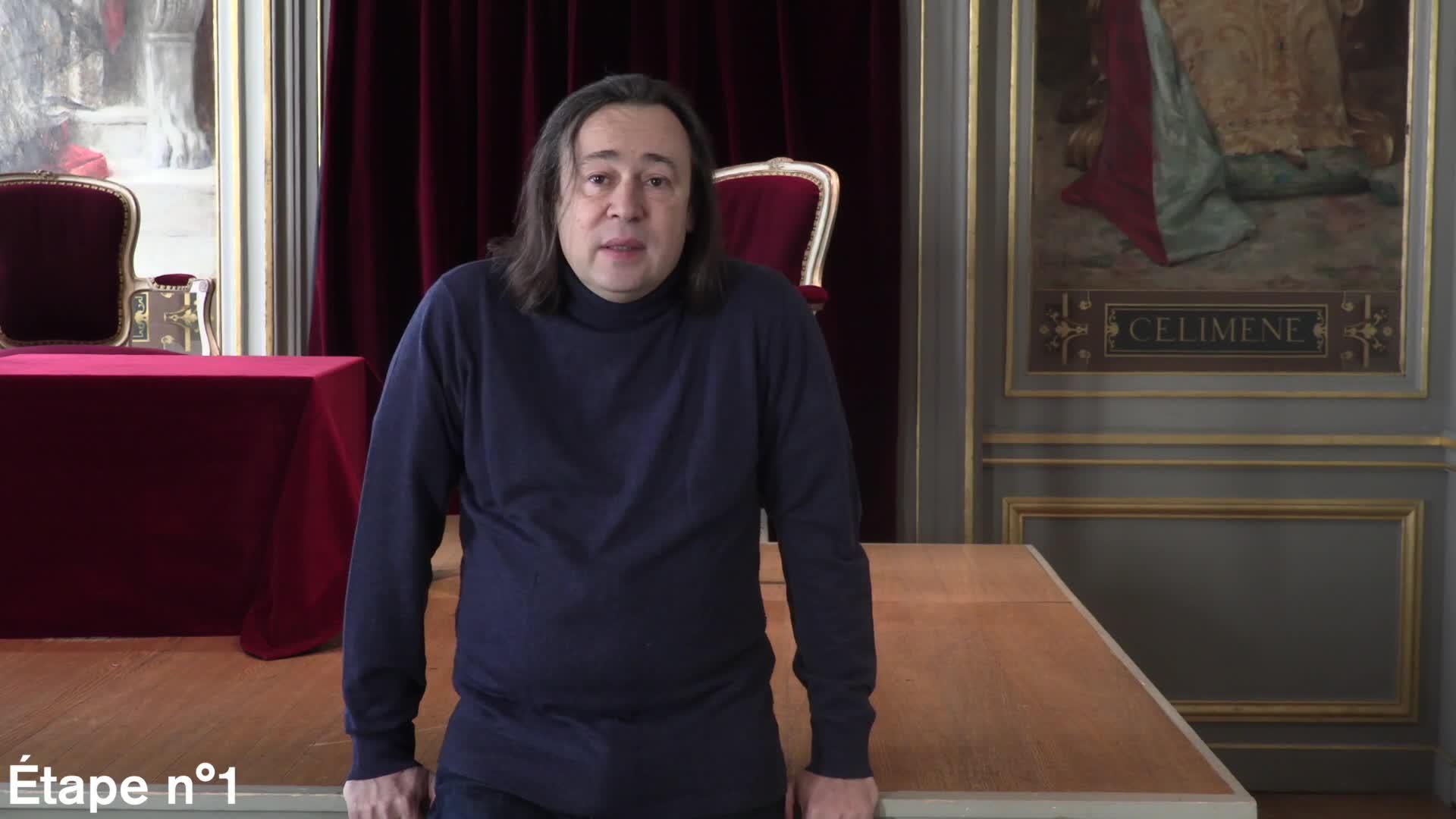 "Vidéo ""Comme tu me veux"" - Luigi Pirandello/Stéphane Braunschweig - La scénographie"