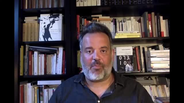 """Vidéo """"Peut-être Nadia"""" - Entretien avec Pascal Reverte (1/2)"""