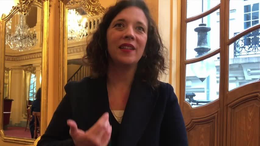 """Vidéo """"Rien ne se passe jamais comme prévu"""" - Rencontre avec Lucie Berelowitsch"""