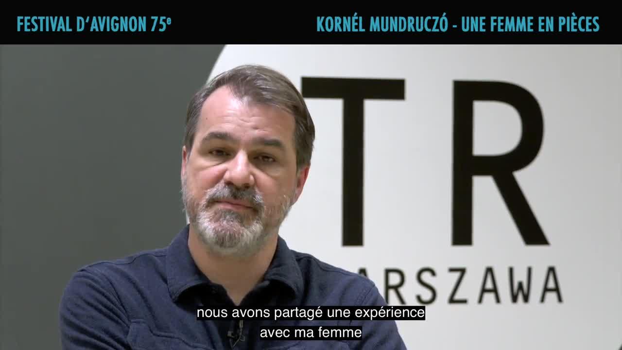 """Vidéo Kornél Mundruczó présente """"CZĄSTKI KOBIETY - Une femme en pièces"""""""
