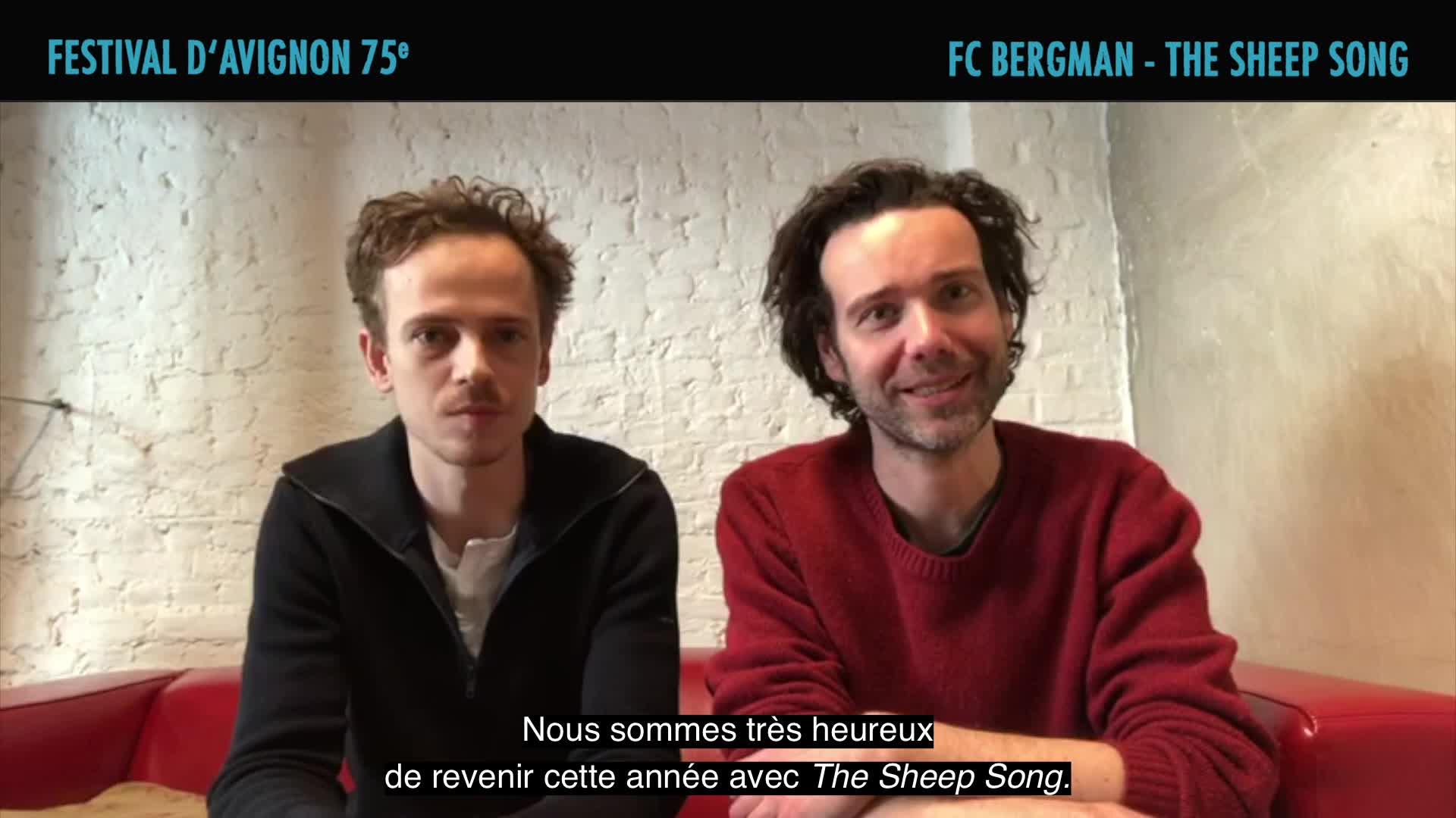 """Vidéo FC Bergman présentent """"The Sheep Song"""""""