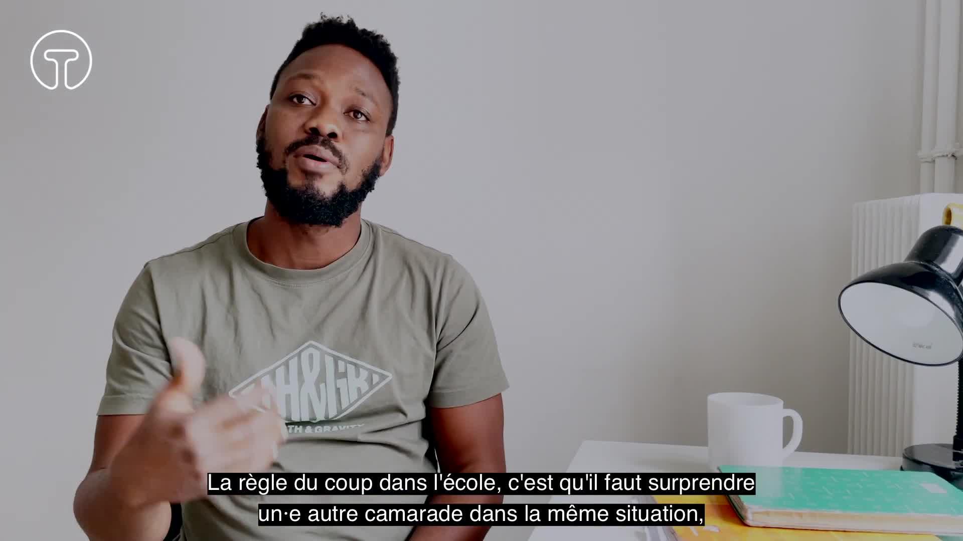 Vidéo Portrait d'auteur - Elemawusi Agbedjidji - Théâtre Ouvert