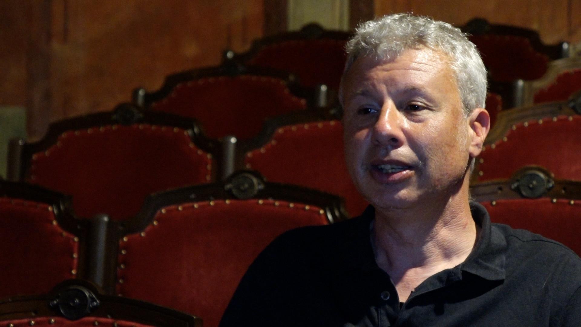 """Vidéo """"L'Image"""", entretien avec Jacques Osinski : mettre en scène des textes réputés ardus et énigmatiques"""