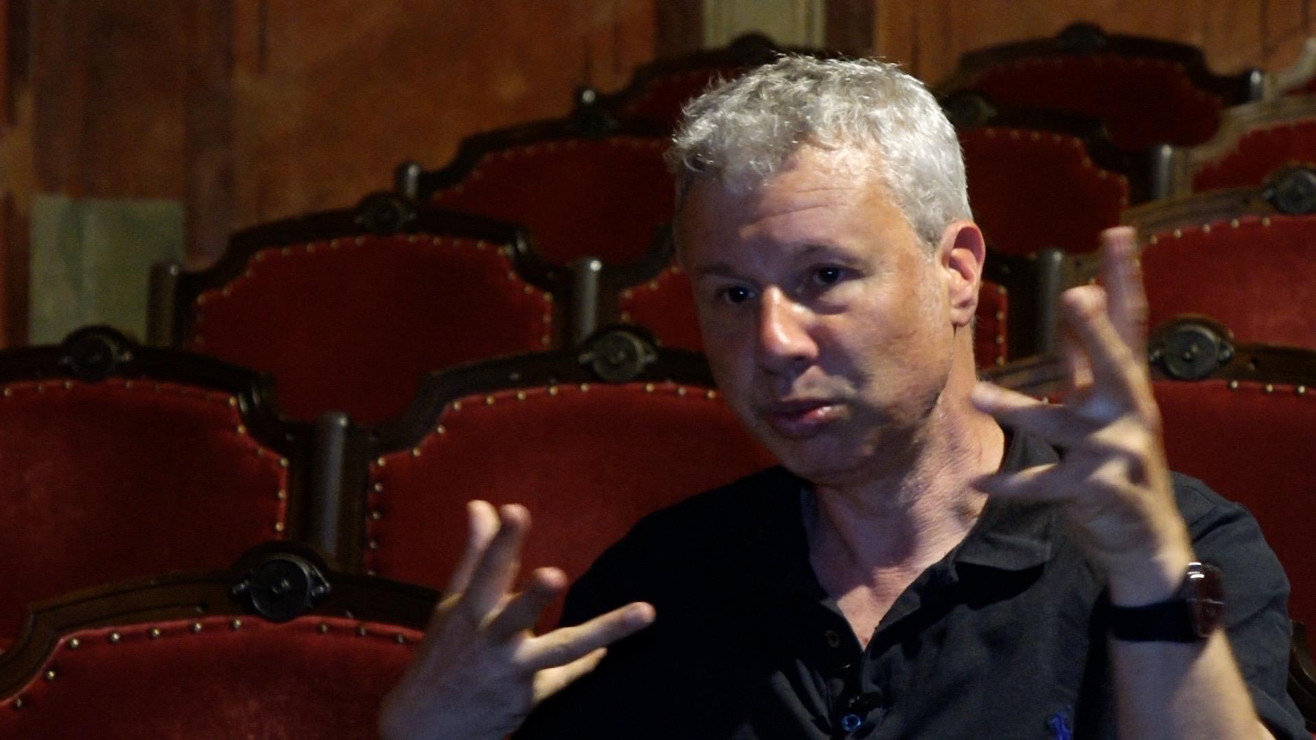 """Vidéo """"L'Image"""", entretien avec Jacques Osinski : le choix des textes"""
