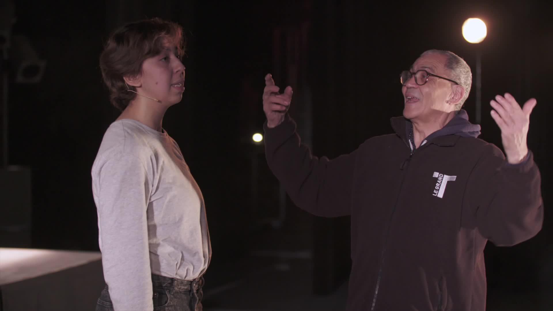 "Vidéo ""Incandescences"" - Ahmed Madani - Reportage Malakoff Scène Nationale"
