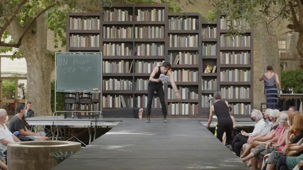 Vidéo Hamlet à l'impératif ! Ep. 1 : Un point c'est tout