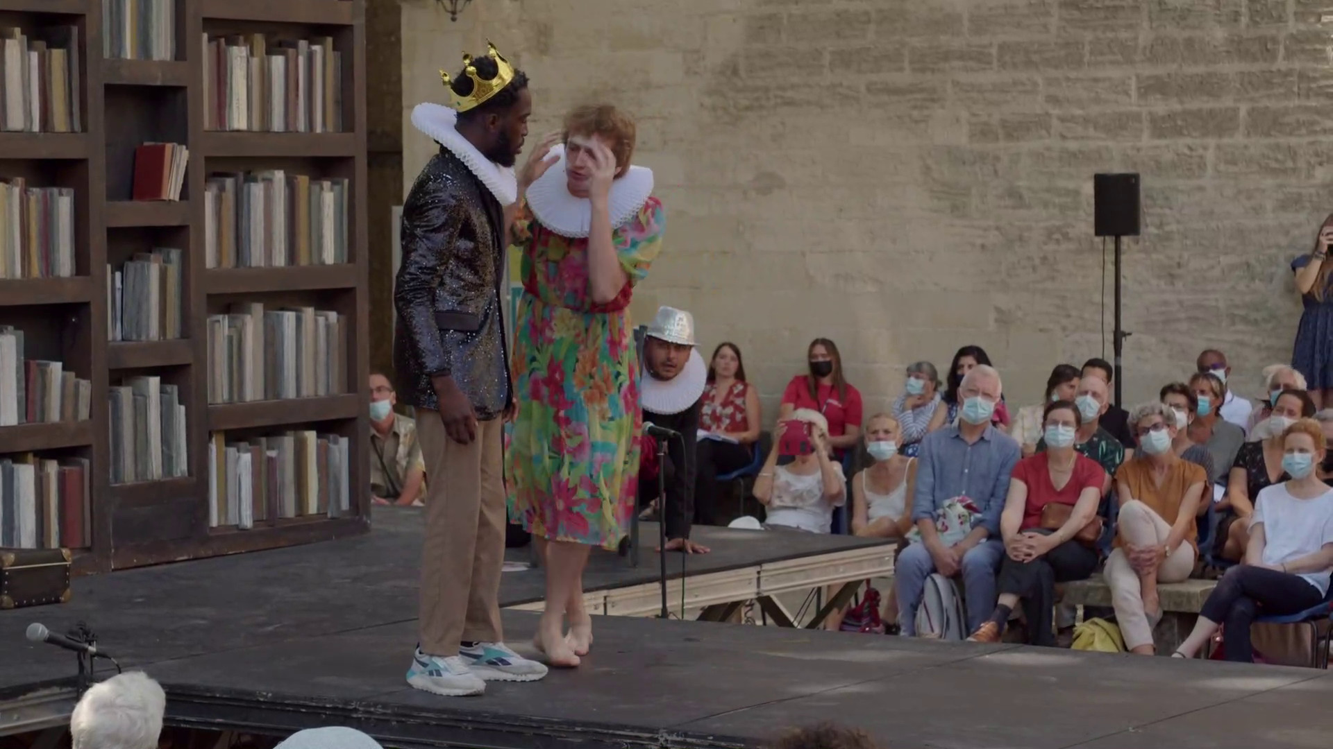 Vidéo Hamlet à l'impératif ! Ep. 4 : Exercice de métathéâtralité