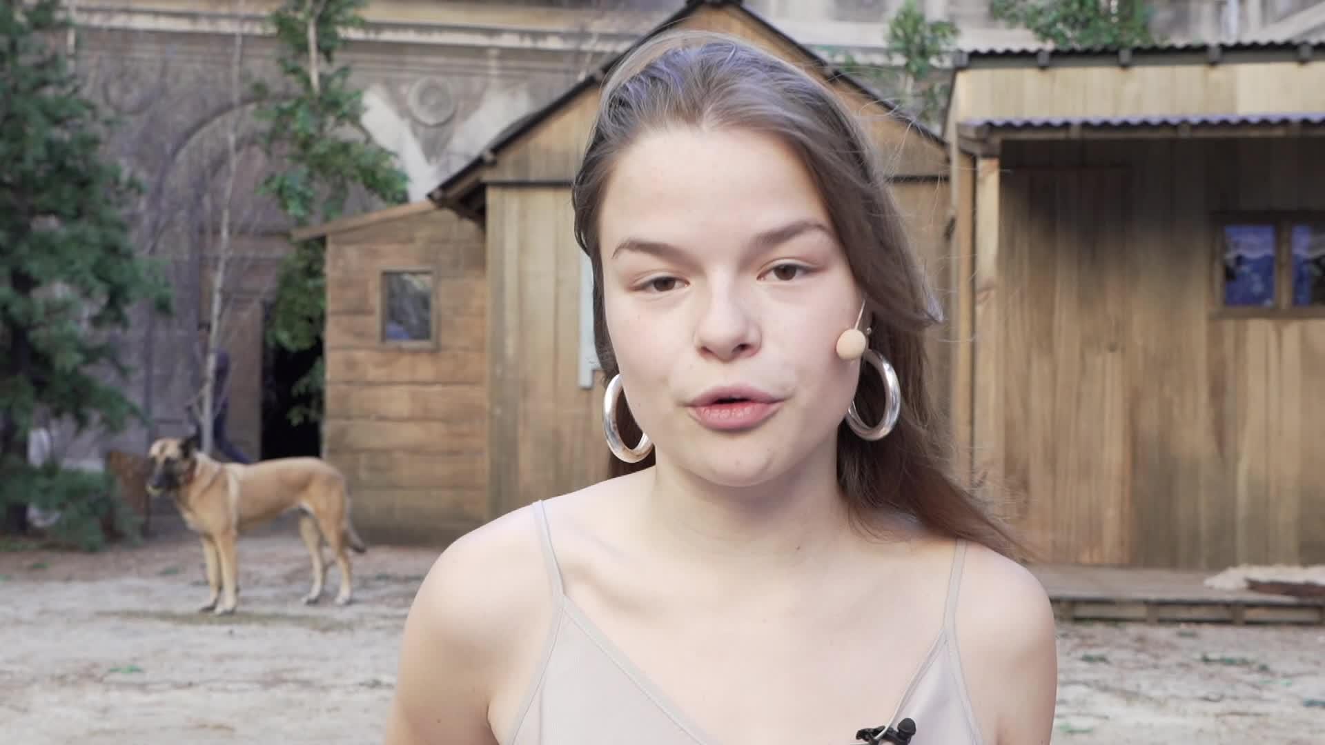 Vidéo Jeunes reporters culture - Captive