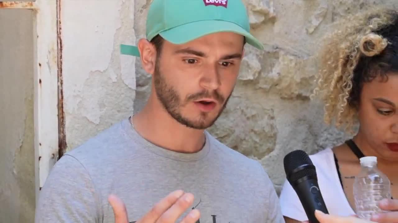 """Vidéo """"Incandescences"""" - Interview des jeunes interprètes - Avignon Off 2021"""