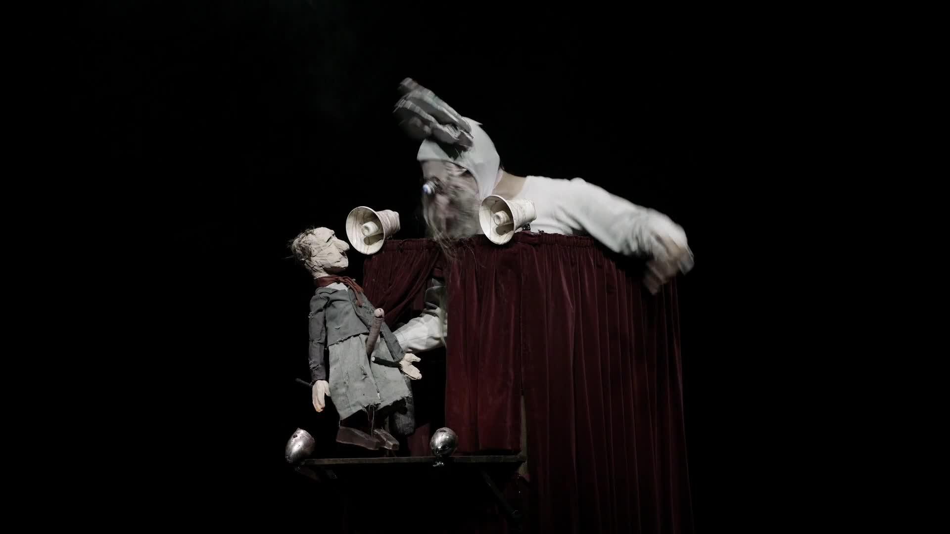 "Vidéo ""The Sheep song"", FC Bergman - Extraits"