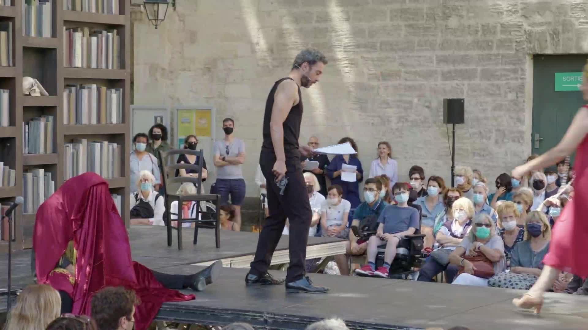 Vidéo Hamlet à l'impératif ! Ep. 7 : Œdipe et Gertrude