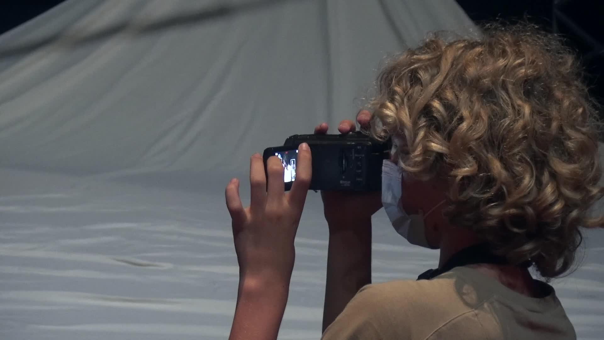 Vidéo Jeunes reporters culture - Immortels