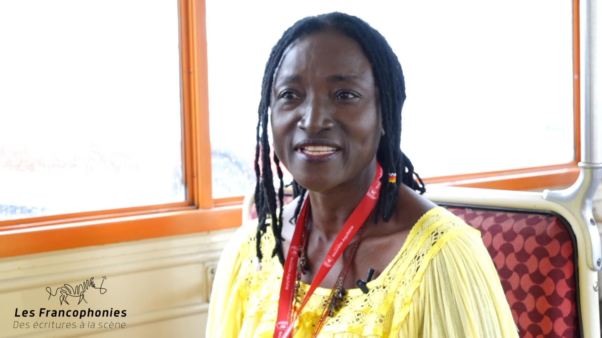 """Vidéo Entretien avec Odile Sankara pour """"Et que mon règne arrive"""""""