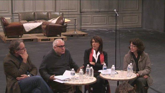 Vidéo Rencontre avec Dimìtris Dimitriàdis