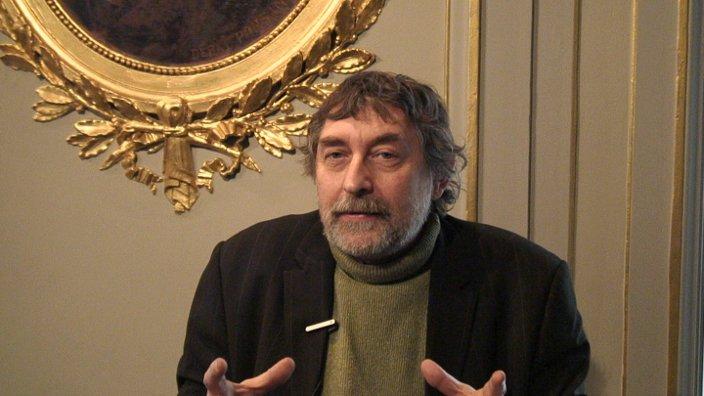 Image de la vidéo J.-P. Siméon / La découverte du théâtre