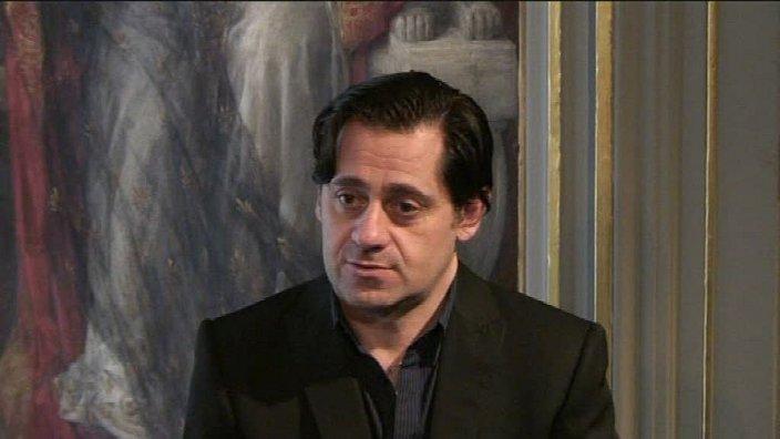 Image de la vidéo O. Py / Le premier texte de théâtre