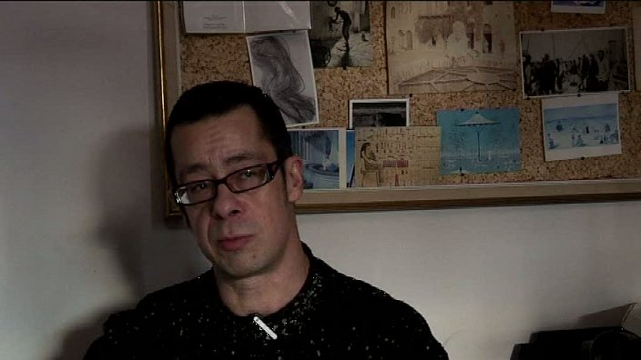 Image de la vidéo E. Darley / L'écriture au jour le jour