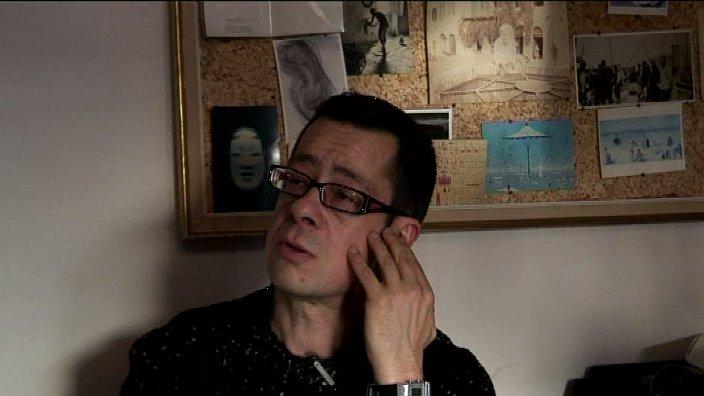 Image de la vidéo E. Darley / L'appropriation du texte