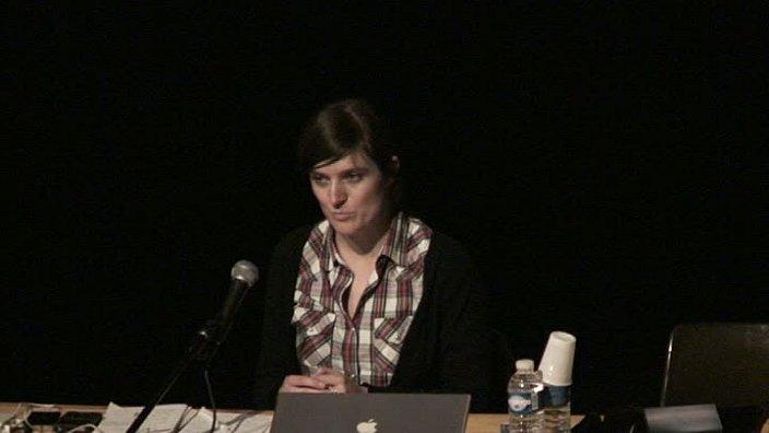 Vidéo Rencontre avec Gisèle Vienne