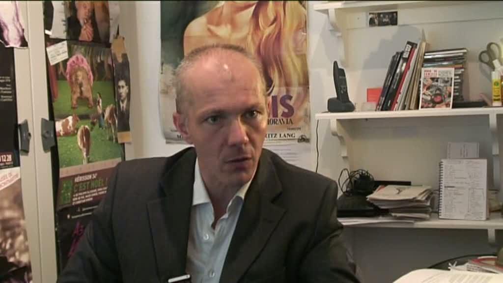 Image de la vidéo P. Notte /