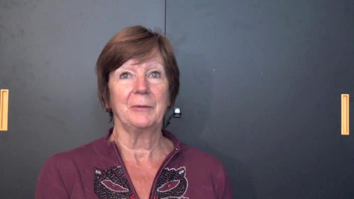 Françoise du Chaxel - question 1 : La Découverte du théâtre