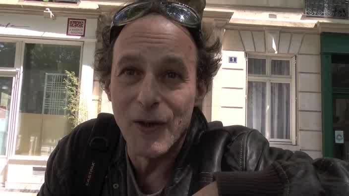 Image de la vidéo Pascal Nordmann - question 3 : Le premier texte de théâtre