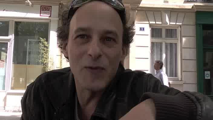 Image de la vidéo Pascal Nordmann - question 5 : L'appropriation du texte