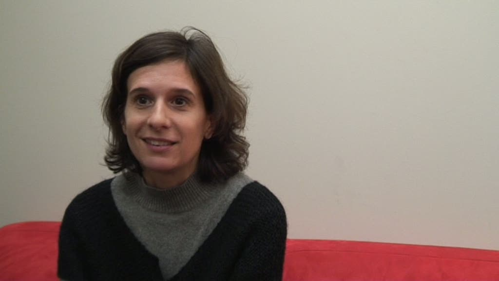 Pauline Sales / La découverte du théâtre