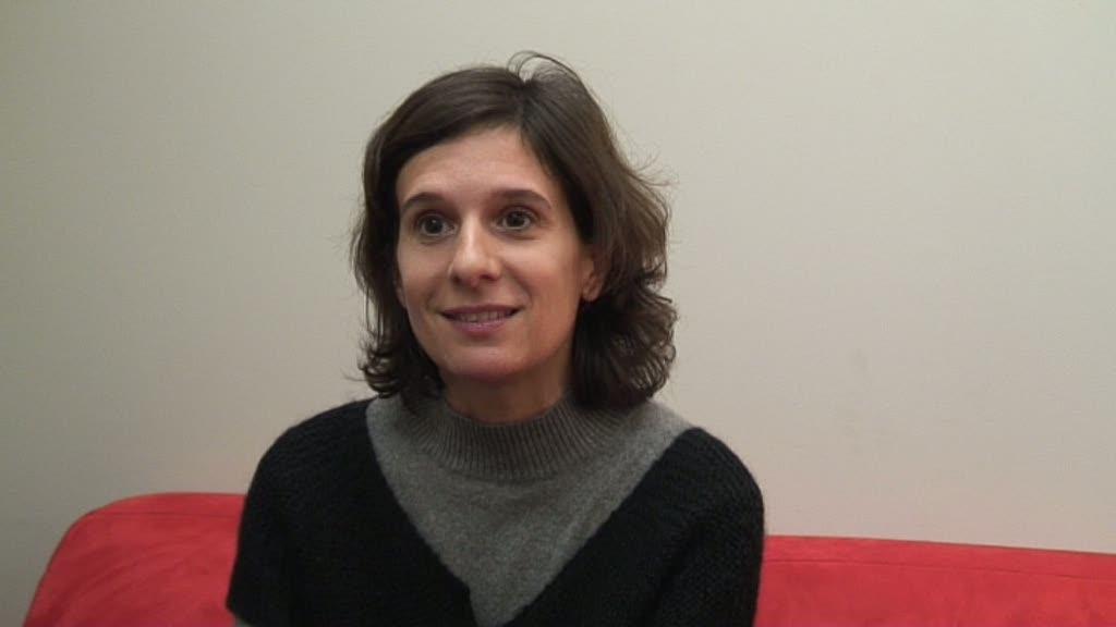 Image de la vidéo Pauline Sales / Le premier texte de théâtre